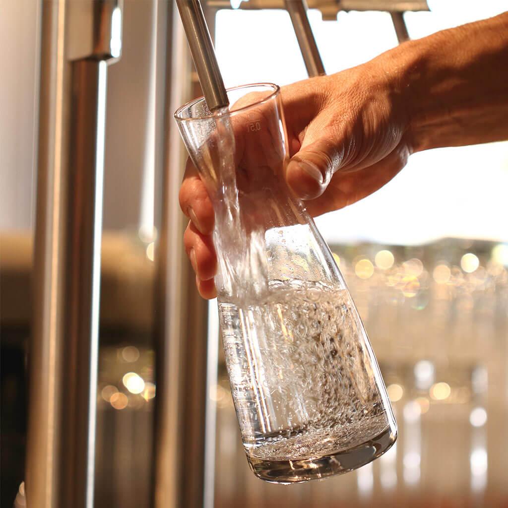 Wellwasser Karaffen