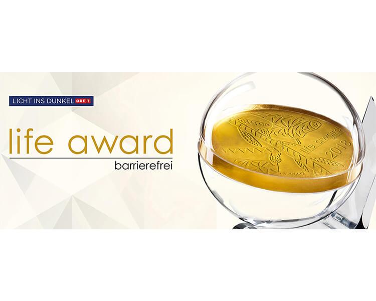 Wellwasser Life Award