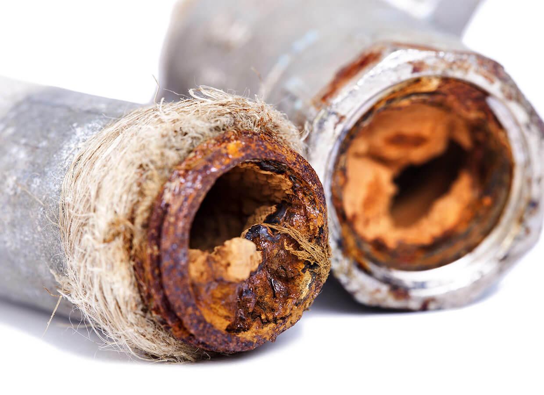 Wellwasser alte Leitungen