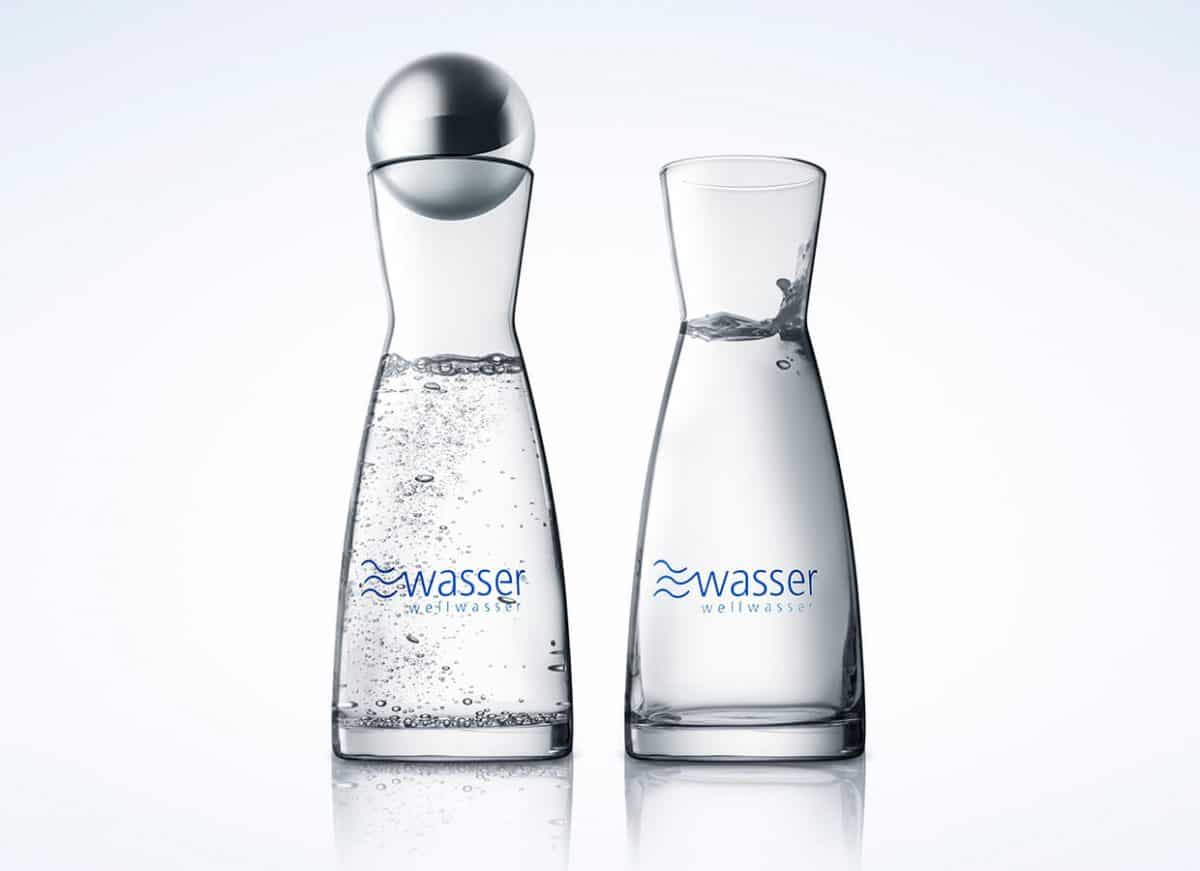 Wellwasser ist hausgemacht