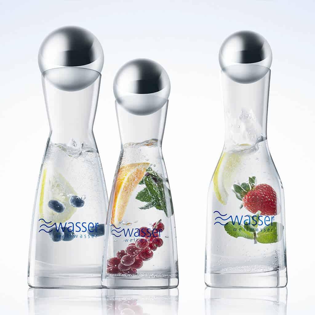 Wellwasser Vital perlend