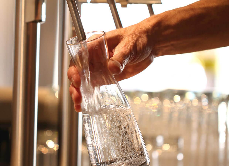 Wellwasser Gastronomie